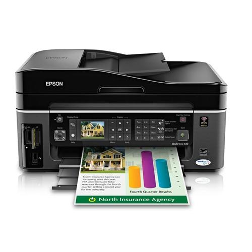 Рейтинг струйных принтеров в 2012 году